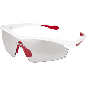 Rudy Project Spaceguard Glasses photoclear, white gloss
